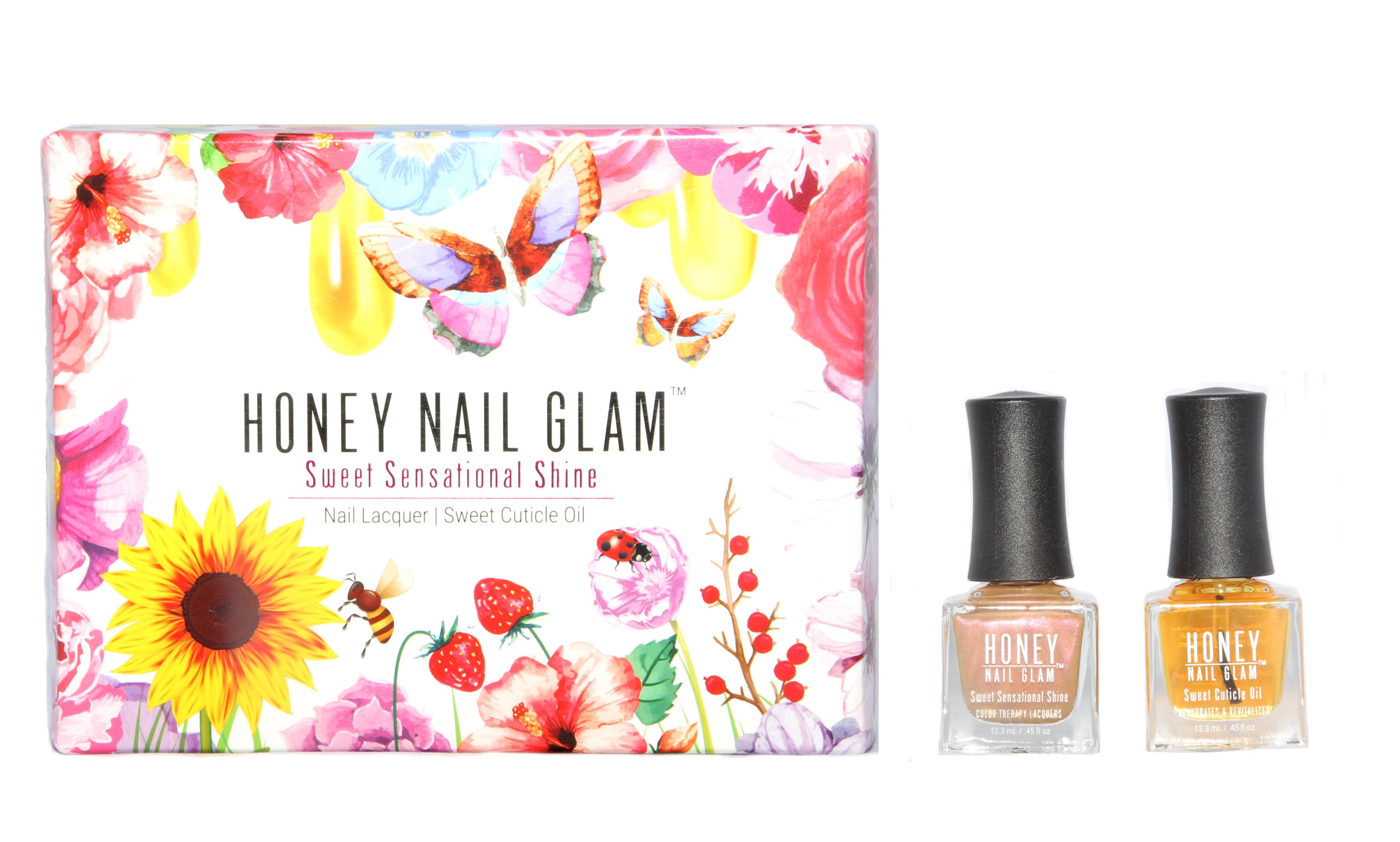 Vanilla Kiss Box Set - HoneyNailGlam Nail Polish