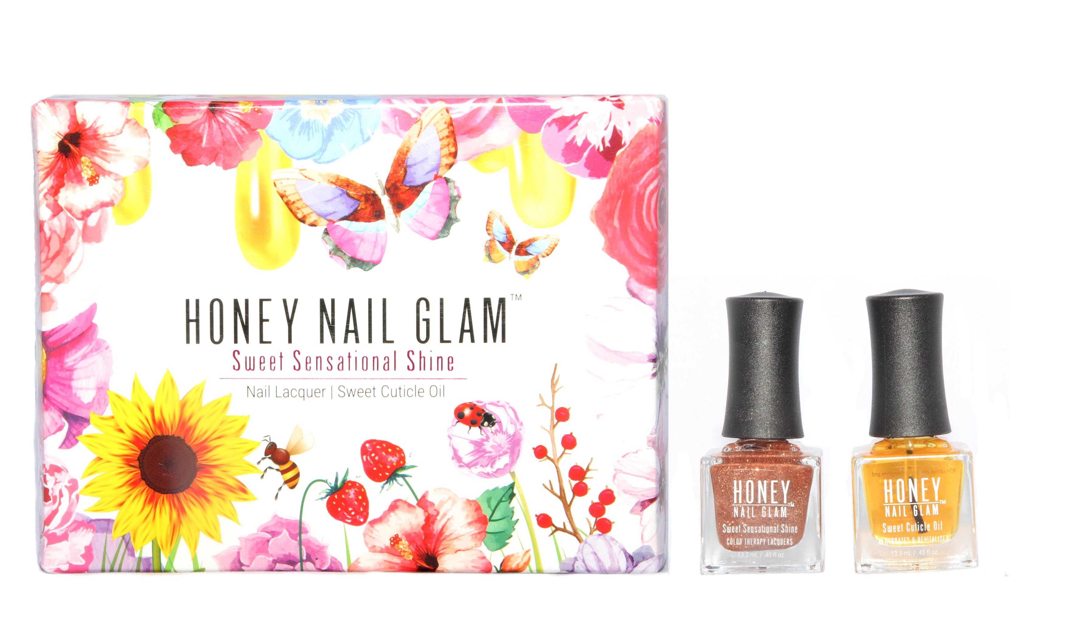 Jewel Heaven - HoneyNailGlam Nail Polish
