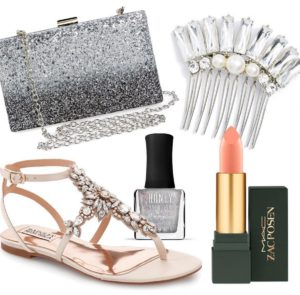 Honey Nail Glam Style Report