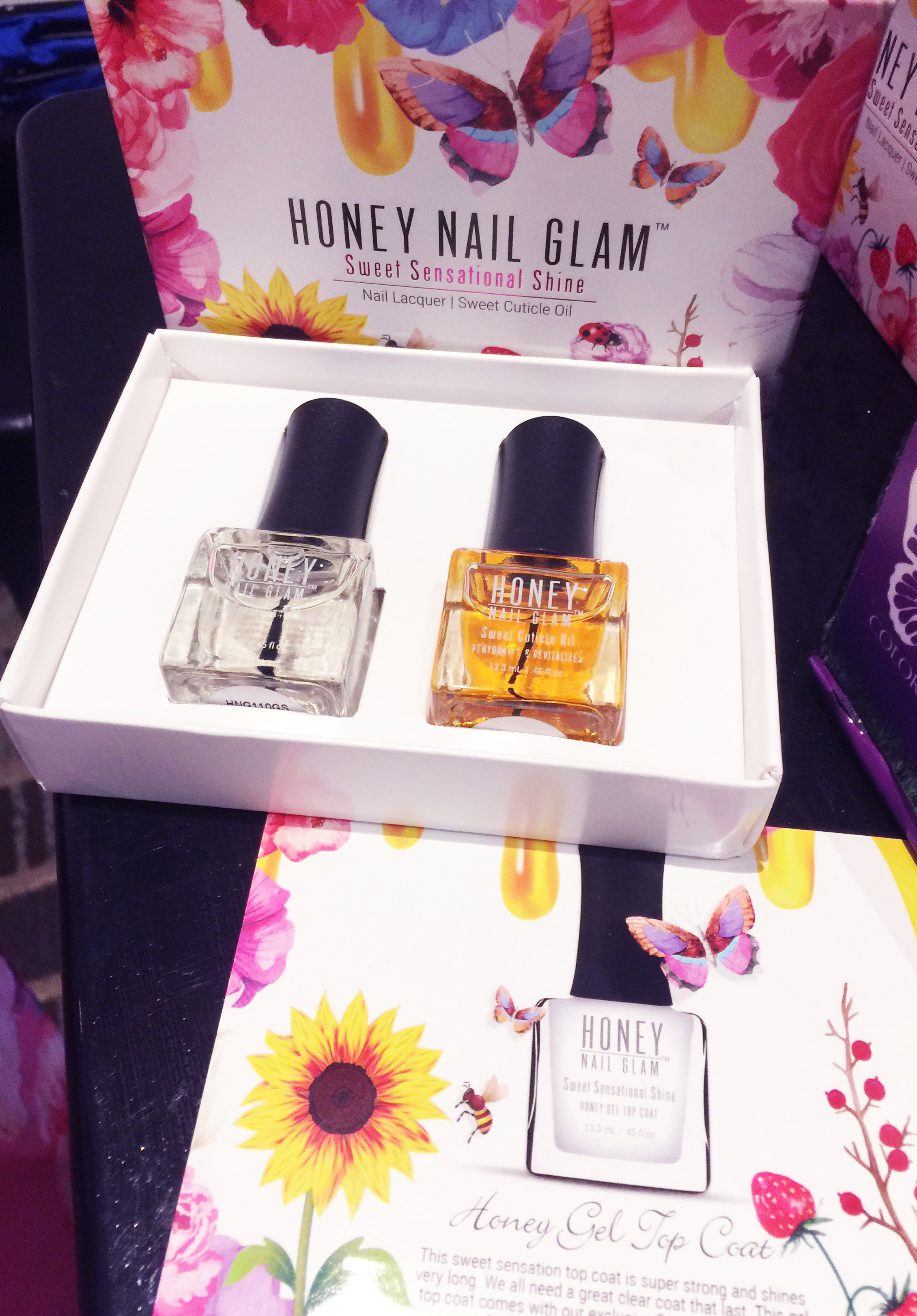 Honey gel box set photo
